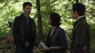 Once Upon a Time (2011) 07x02 : A Pirate's Life- Seriesaddict